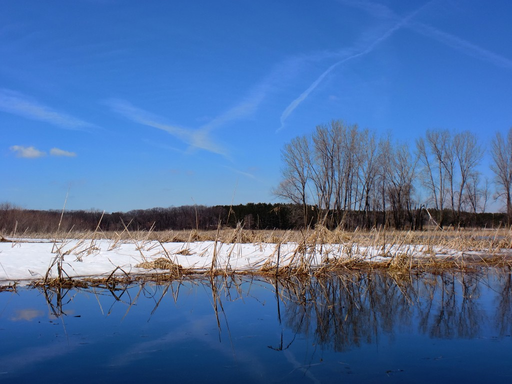 In the heart of Minnetonka you can find solitude and a connection between earth and sky, if you seek to find it.