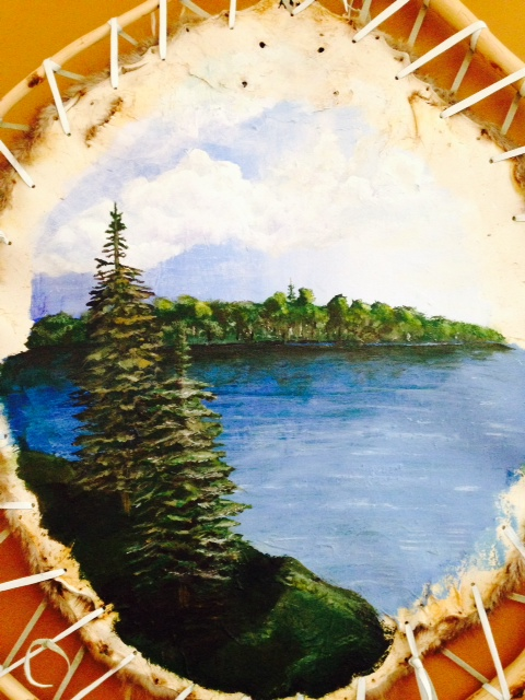 Beaver Shield - Sephanie Schmid